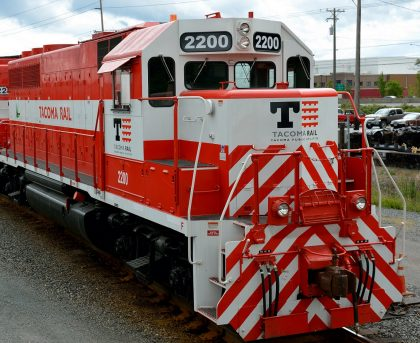 Tacoma Rail increases business with new port-of-call
