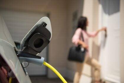EV Charging Rebate