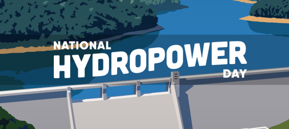 Powered by water: The electricity powering your home is 97% carbon free thanks to hydropower