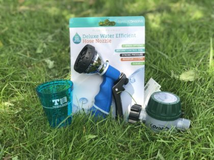 Install instant savings with your free water savings kit 2